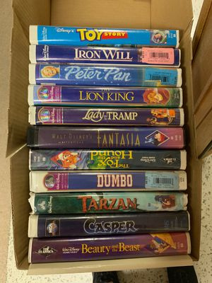 Disney classic cassettes for Sale in Englewood, CO