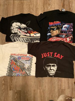 Single stitch bundle /vintage 10 shirt lot for Sale in Riverside, CA