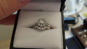 Engagement and wedding rings for Sale in Hollister, CA