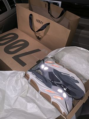 Yeezy Boost 700 by Adidas Size 9.5 Magnet Magnet Magnet for Sale in Atlanta, GA