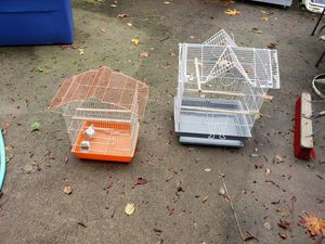 2 bird cages for Sale in Cheney, KS
