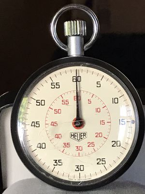 Antique Heuer Manual-Wind Stopwatch for Sale in Lakewood, CA