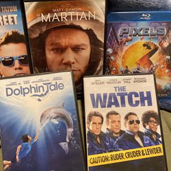 Ted, The Martian, 22 Jump Street, The Outsiders for Sale in Portland,  OR