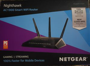 Netgear AC1900 Router for Sale in Beaumont, TX
