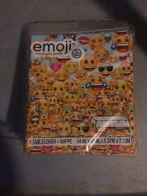 Emoji table covers for Sale in Binghamton, NY