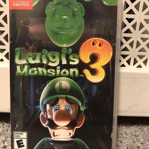 Luigi's Mansion 3 for Sale in Kearny, NJ
