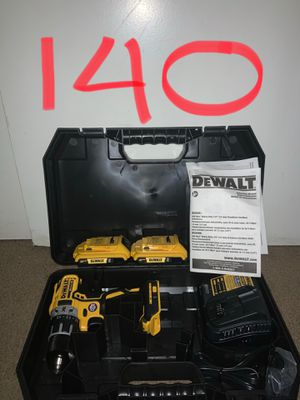 Dewalt drill kit for Sale in Los Angeles, CA