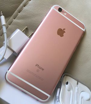 iPhone 6s 64gb : Excellent Condition, Factory unlocked. for Sale in Springfield, VA