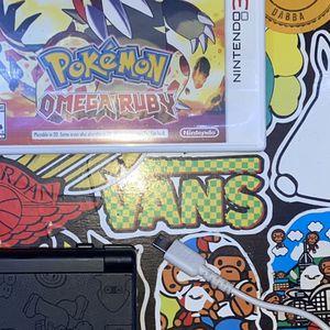 Nintendo 3ds Mario Black Edition Rare for Sale in Scottsdale, AZ