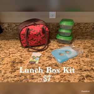 Lunch Box Kit for Sale in Lutz, FL
