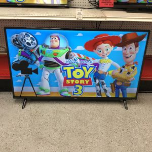 """Tcl 50S425 50"""" LED 2160p - 4K UHD HDR Smart RokuTv With Remote 91842-1 for Sale in Tampa, FL"""