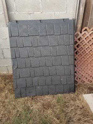 Shed roof panel for rubbermaid shed 43x52 for Sale in San Diego, CA