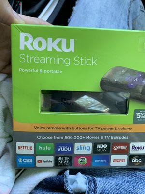 Roku Streaming Stick for Sale in Brandon, FL