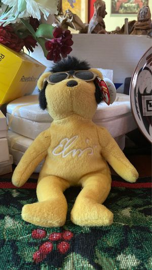 Elvis Presley beanie baby for Sale in Alexandria, VA