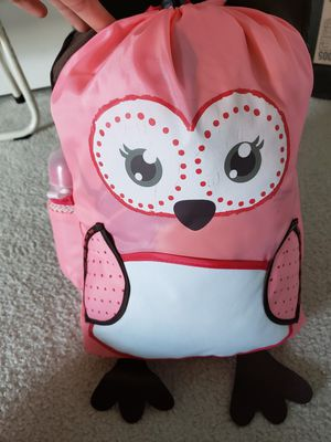 Little kids camping bag/sleeping bag for Sale in Burleson, TX