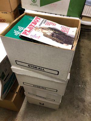 Playboy Magazine Collection for Sale in Santa Clarita, CA