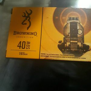 1 Box 40s&w for Sale in Hanover, MD