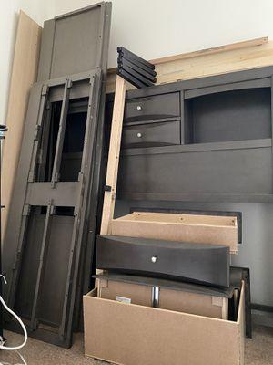 Storage bed frame for Sale in Richmond, VA