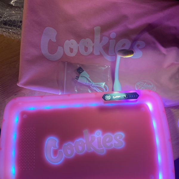 Cookies GlowTrays