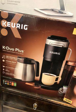 Keurig k duo plus for Sale in Houston, TX