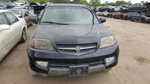 2002 ACURA MDX FOR PARTS for Sale in Houston, TX