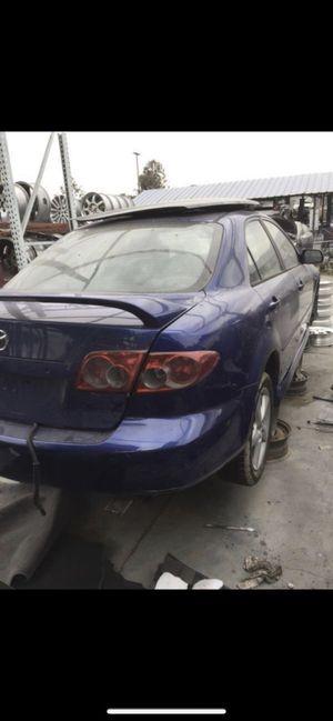 2003 Mazda 6 for part for Sale in Chula Vista, CA