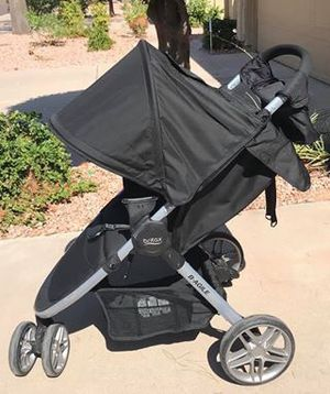 Britax B Agile Stroller $180, Tray $20, Organizer $20, BSAFE Car seat Base $40- Package $220 for Sale in Scottsdale, AZ