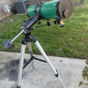Astronomical Telescope D=114mm F=500mm for Sale in Raleigh, NC