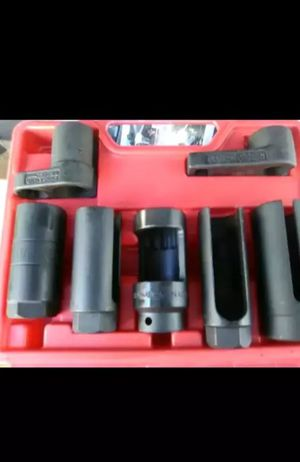 7pc. Oxygen sensor socket wrench set new $40.00 for Sale in Los Angeles, CA