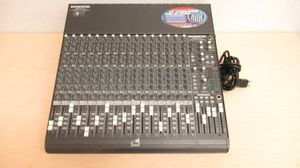Mackie 1604-VLZ PRO 16 channel mixer for Sale in San Diego, CA