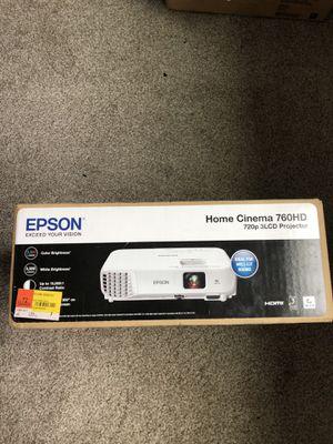 Epson 2100 1080p Home Cinema for Sale in Atlanta, GA