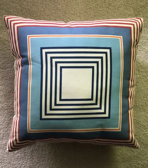 "NEW outdoor pillow 17"" square for Sale in Mercer Island, WA"