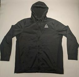 Men's Reebok Speedwick Zip Up Hoodie 2XL for Sale in Los Angeles,  CA