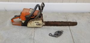 Stihl chainsaw for Sale in Rialto, CA