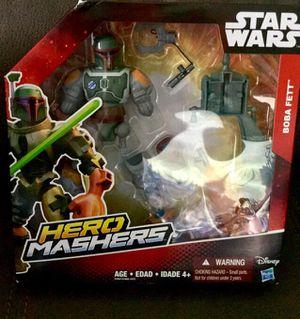 Star Wars boba fett masher for Sale in Downey, CA