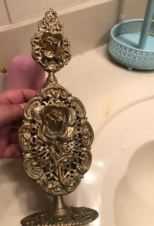 Bronze antique perfume bottle for Sale in Hialeah, FL