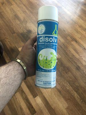 Disinfectan / antibacterial spray for Sale in Murfreesboro, TN