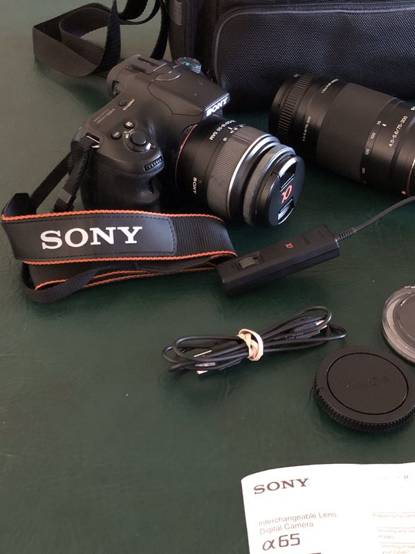Sony Camera Plus Accessories