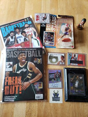 Milwaukee Bucks NBA basketball memorabilia for Sale in Gresham, OR