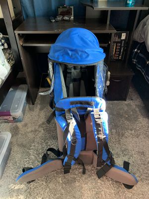 Hiking backpack / kid carrier for Sale in Whittier, CA