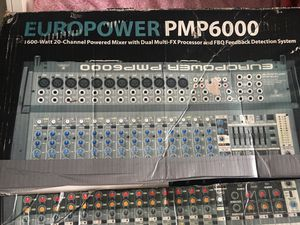 EUROPOWER PMP600 for Sale in Falls Church, VA