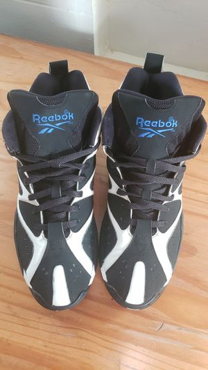 Kamikaze Reebok size 12 clean for Sale in Los Angeles, CA