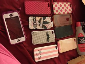 Iphone 5 covers for Sale in Miami, FL