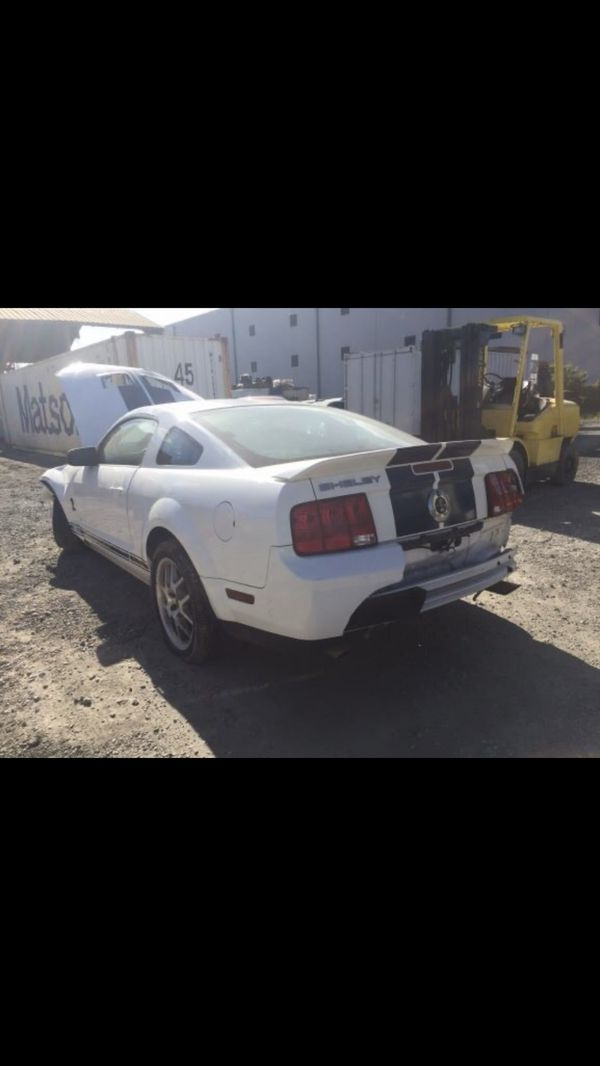 Shelby gt500 2009 clean title