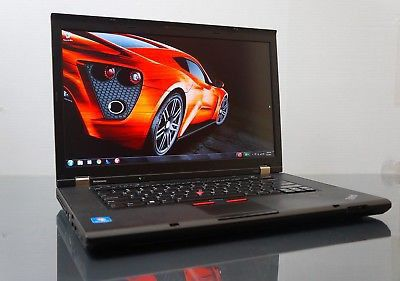 Core i7 Lenovo Thinkpad Laptop w/Win 10 & Office