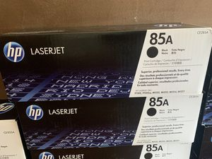 New HP laser jet printer cartridge for CE285a for Sale in Puyallup, WA