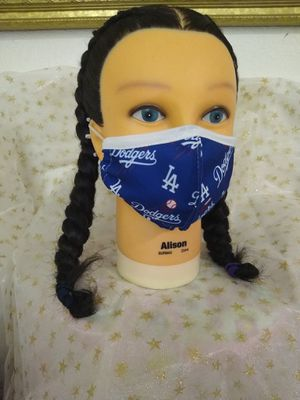 Dodgers Face Masks for Sale in Corona, CA