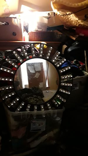 Vanity wall mirror for Sale in Skiatook, OK