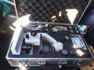 miroscope in case wf 20× lens for Sale in Fresno, CA