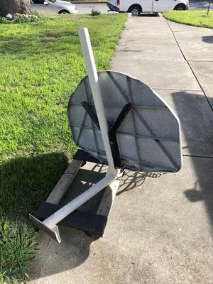 Graphite Basketball Hoop for Sale in Fremont, CA
